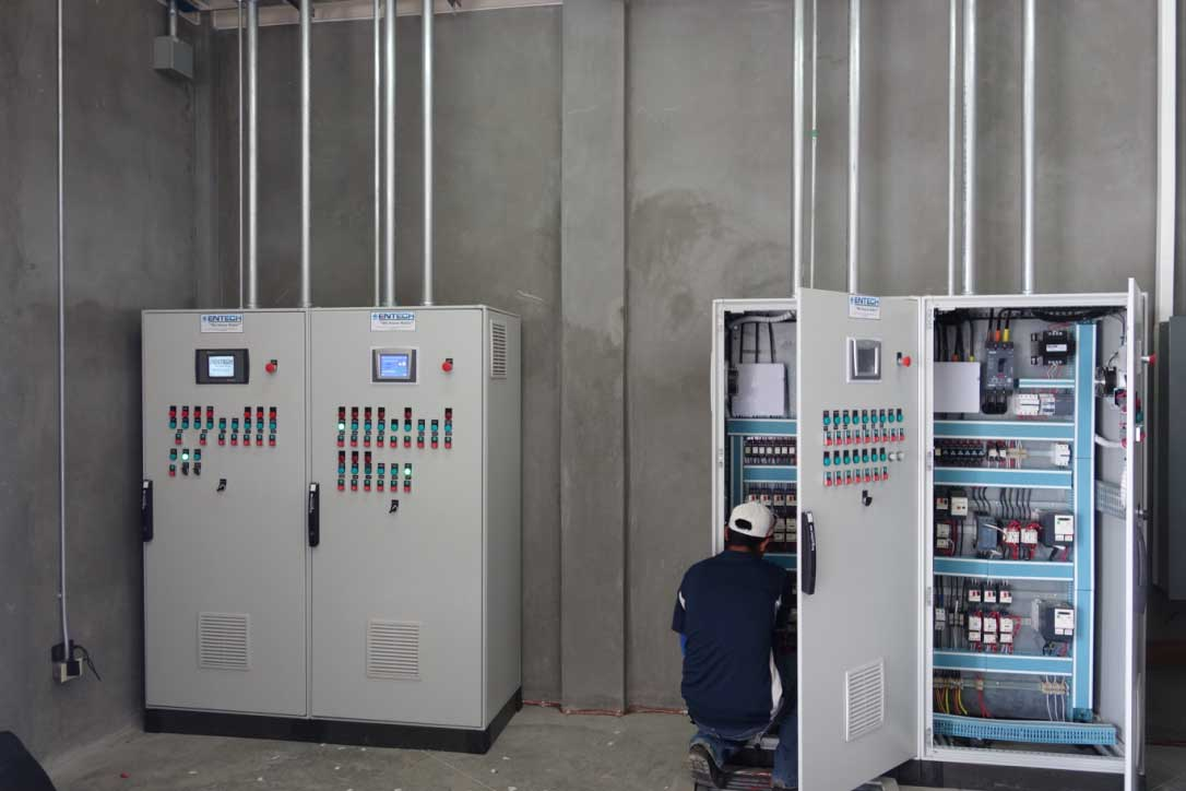 Our services entech water installation of all equipment necessary for effective operation and automation of the system and the implementation of the of the system sciox Images